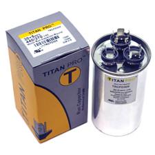 Titan Pro™ Round Run Capacitor - 50 + 7.5MFD