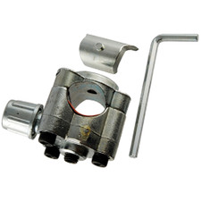 Line Piercing Charge Valve