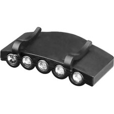 Batteries LED Cap Light W/Swivel