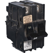 Breakers Unlimited Federal Double Pole Circuit Breaker