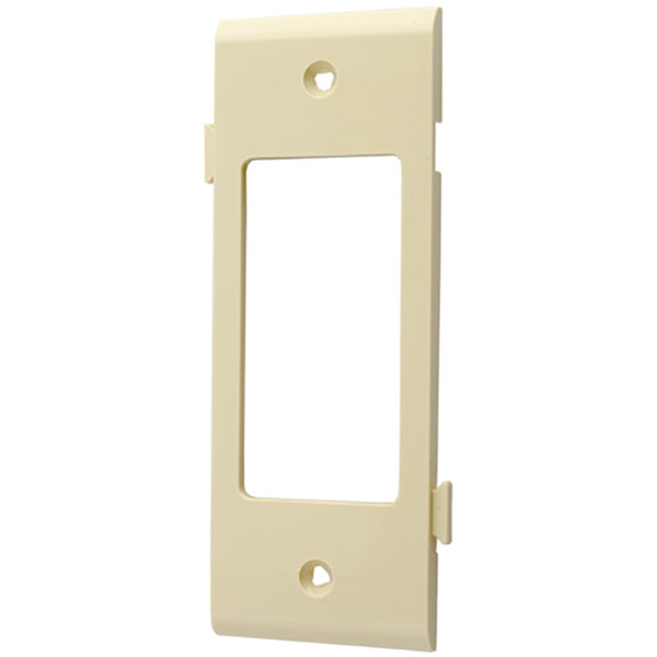 Cooper Wiring Devices Single Gang Receptacle Wall Plate