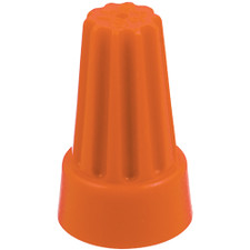 GB Electrical Screw-On Wire Connector - Orange, 25 Pack