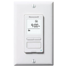 Honeywell Bath Fan Digital Controller