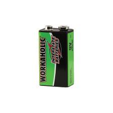 Interstate Alkaline Battery - 9 Volt