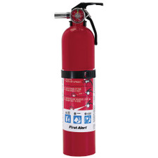 BRK PRO10 Electronics Fire Extinguisher - Rechargeable