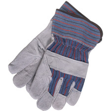 Protection Products Leather Palm Gloves