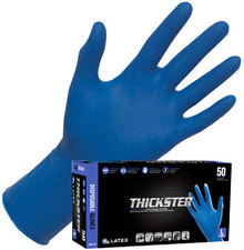 Protection Products Thickster Disposable Latex Gloves