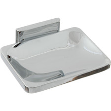 Taymor Sunglow Chrome Soap Dish