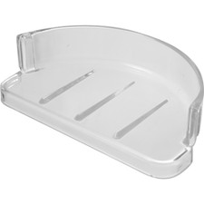 Taymor Plastic Soap Dish
