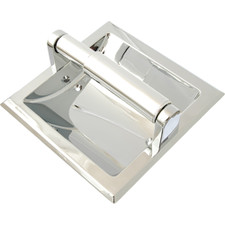 Sundial Recessed Toilet Paper Holder