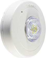 BRK Electronics Strobe Light Smoke & Carbon Monoxide Detector