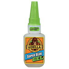 Gorilla Glue Control Gel Formula Super Glue