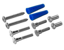 Jacknob Corp. For Bracket Screw Pack