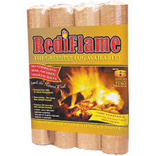 Woodshed Renewables, LLC. RediFlame® Four Pack Fire Log