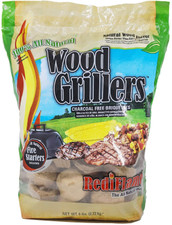 Woodshed Renewables, LLC. RediFlame® Hickory Grillers