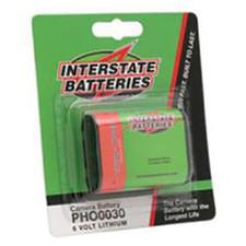 Interstate Lithium 6V Battery