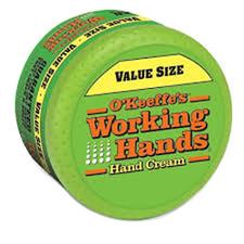 Gorilla Glue Hand Cream Working Hands