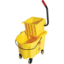 Rubbermaid WaveBrake® Mop Bucket / Wringer