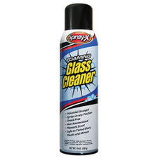 Spray-X® Foaming Glass Cleaner