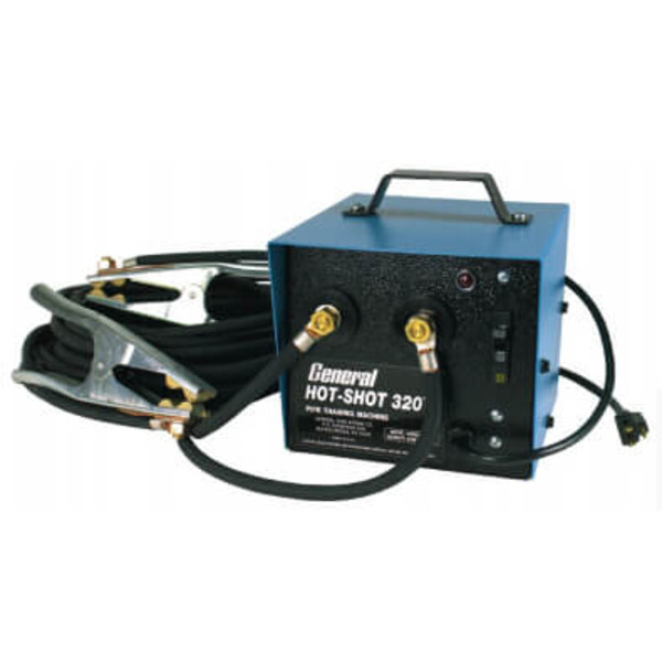 General Wire Spring Hot-Shot™ Pipe Thawing Machine - 320 Amps