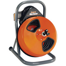 General Wire Spring Mini-Rooter Pro® Electric Drain Cleaner - 1/3 H.P.