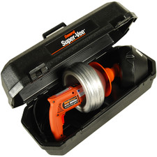 General Wire Spring Super-Vee® Electric Drain Cleaner - 25'