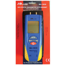 Monti And Associates, Inc. Digital Manometer