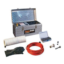 General Wire Spring Mini-Jet Portable Pipe Cleaner - 1500 PSI
