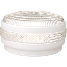 Westinghouse White Glass Light Cover