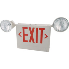 Exit Sign Emergency Light