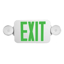 Morris LED Exit Sign Emergency Light