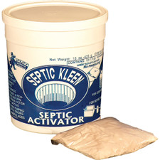 Utility Mfg. Septic Activator