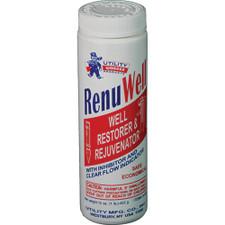 Utility Mfg. Renuwell Well Restorer/Rejuvenator