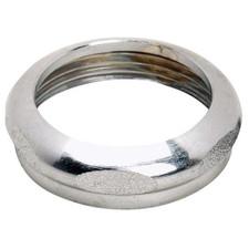 Chrome Plated Brass Slip Joint Nut