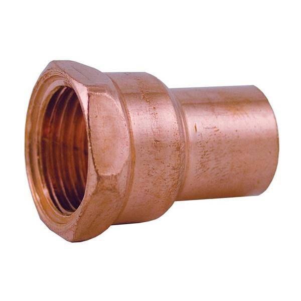 Copper Female Adapter